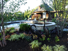 8 After Complete Landscape Rochester Hills Backyard Oasis Spa Plantings Copy