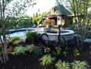 8 After Complete Landscape Rochester Hills Backyard Oasis Spa Plantings Copy