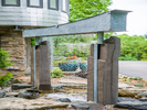 Sculptural Water Garden 07 Fountain Back Copy