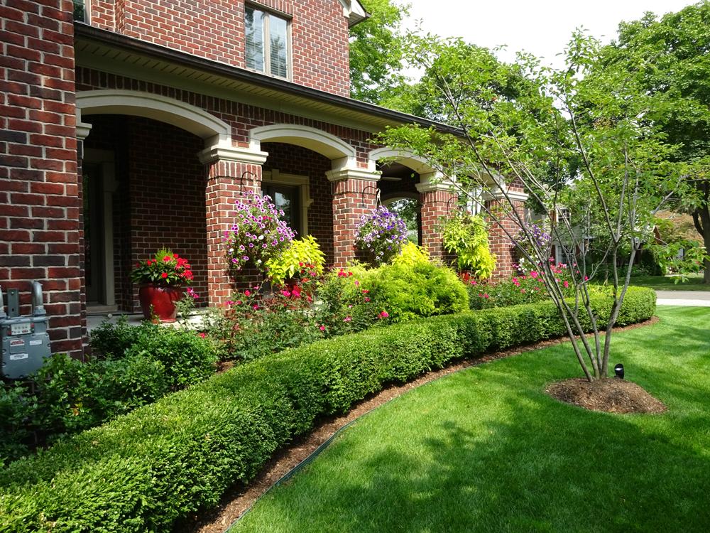 4 Formal Front Yard Landscape Copy Resized