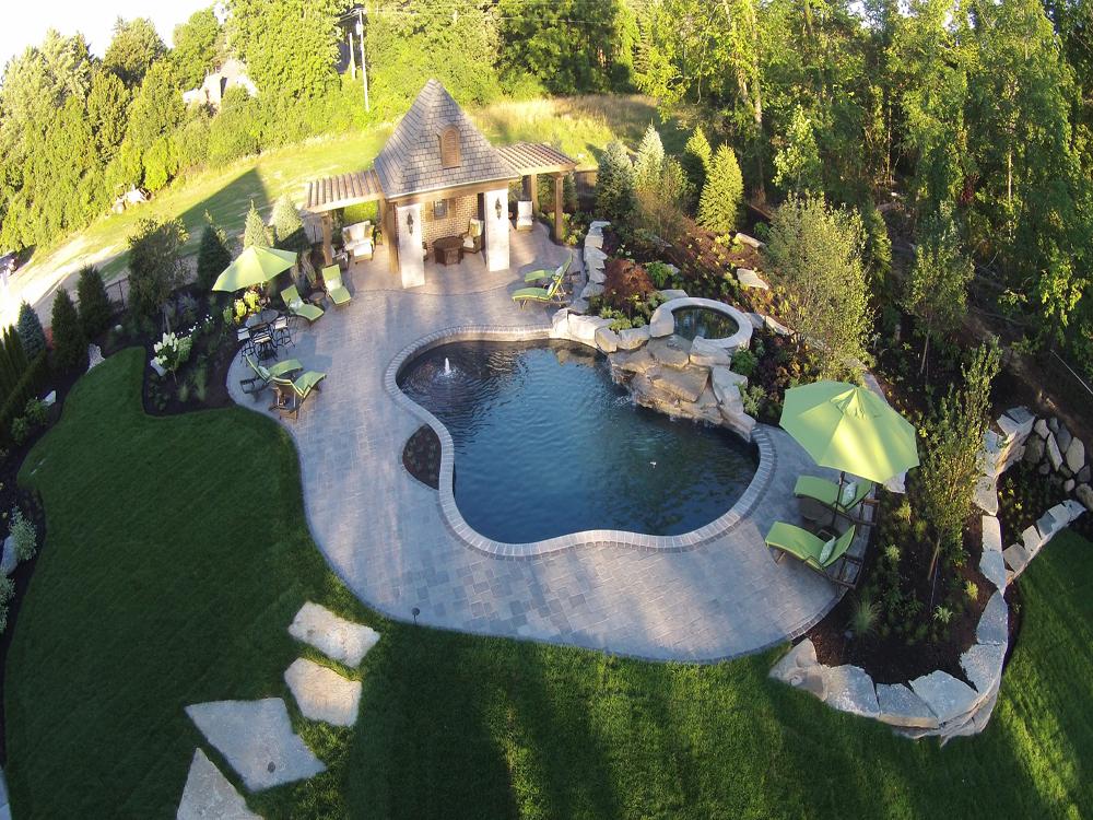 5 After Complete Landscape Backyard Oasis 1 Copy Resized